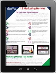 12 Marketing No-Nos